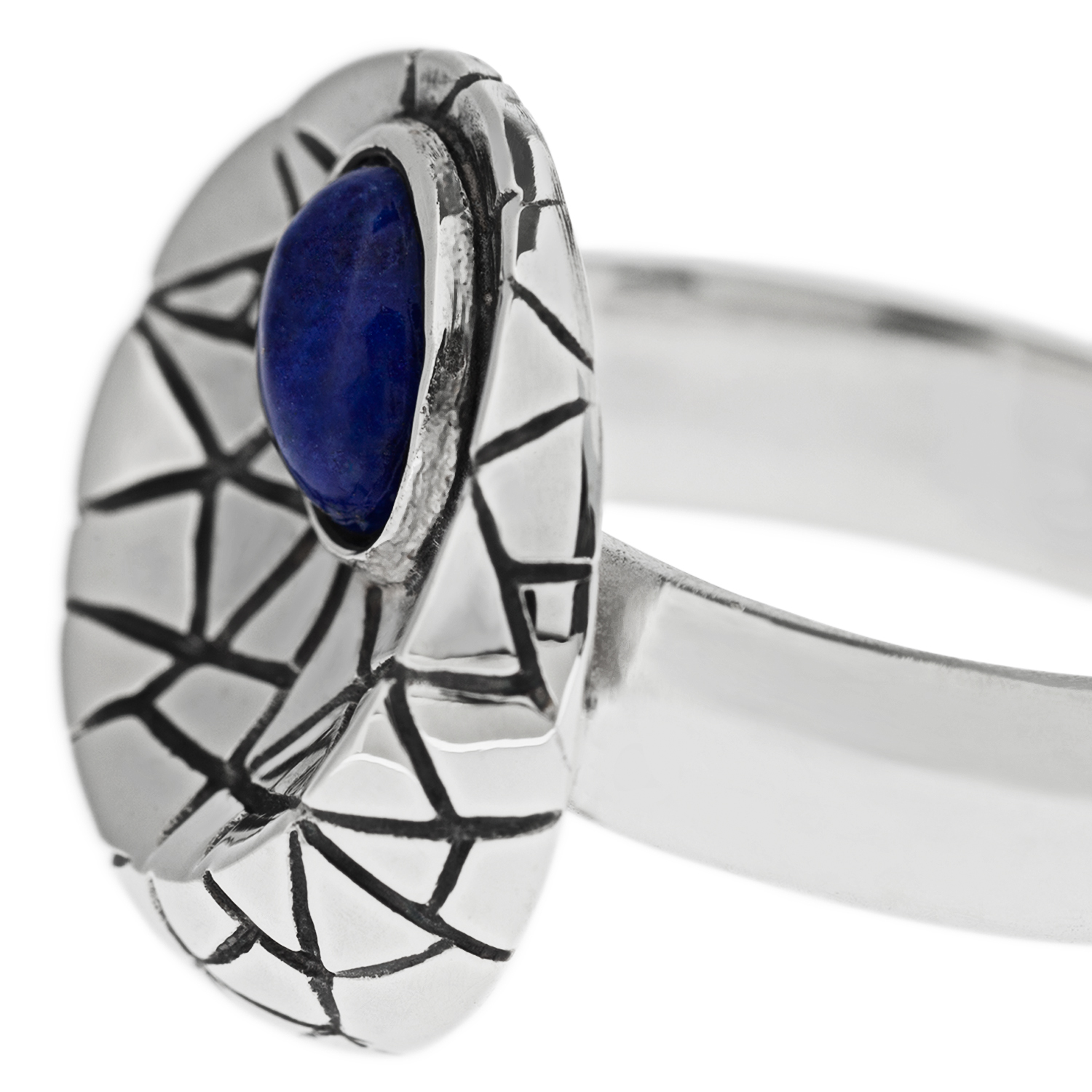 Lapislazuli small ring